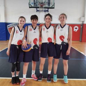 Comincia venerdì l'avventura delle Under 18 alle Finali Nazionali 3×3