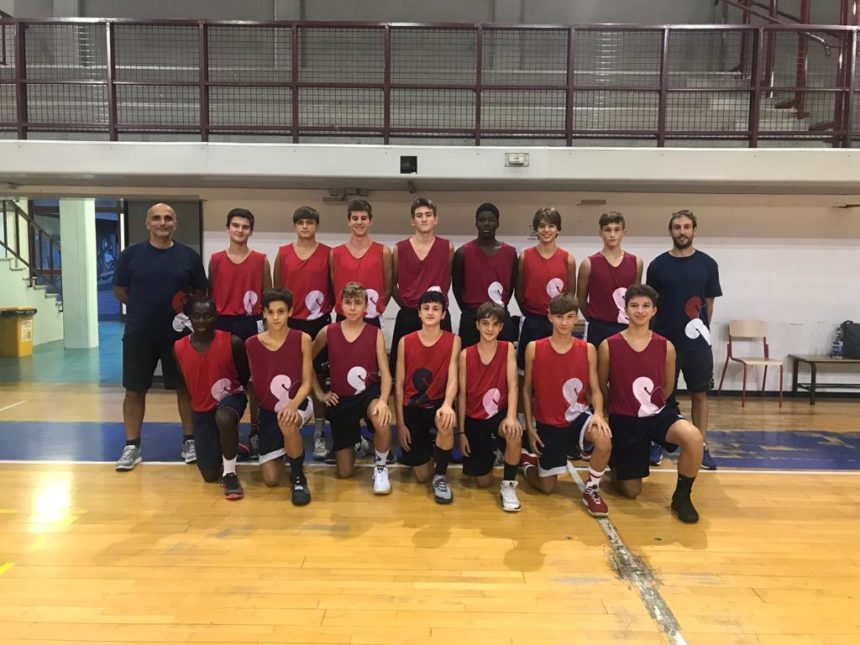 Sconfitta per gli Under 15 Eccellenza contro Pistoia Basket