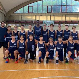 La stagione degli Under 14 Elite e Blu nelle parole di coach Lupori