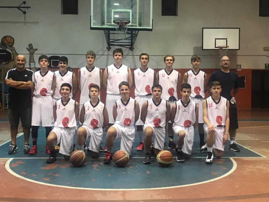 Sconfitta interna per l'Under 16 Silver contro Quarrata
