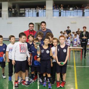 Terzo posto anche per gli Aquilotti 2010 Blu al Torneo di San Casciano