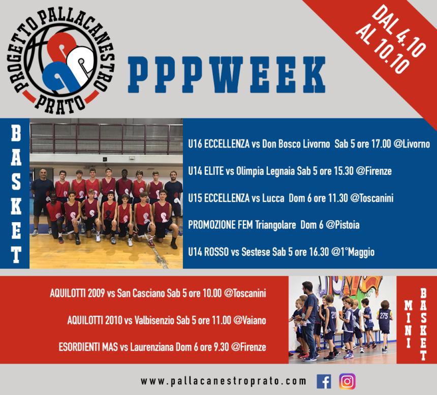 PPPWeek dal 4 al 10 Ottobre