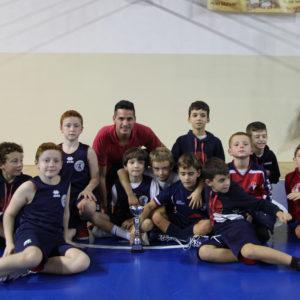 Bella esperienza per gli Aquilotti 2010 al torneo di Firenze
