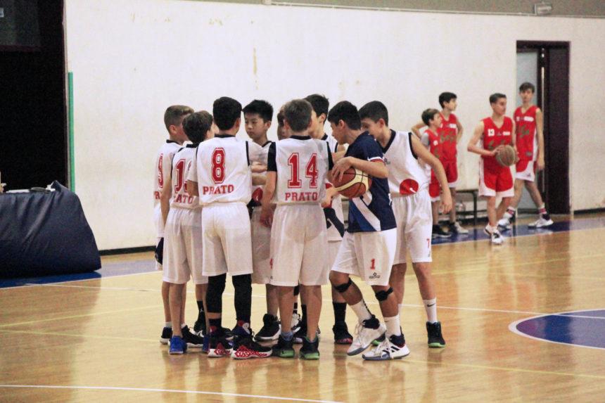 Under 14 Blu: Sconfitta contro Use Basket