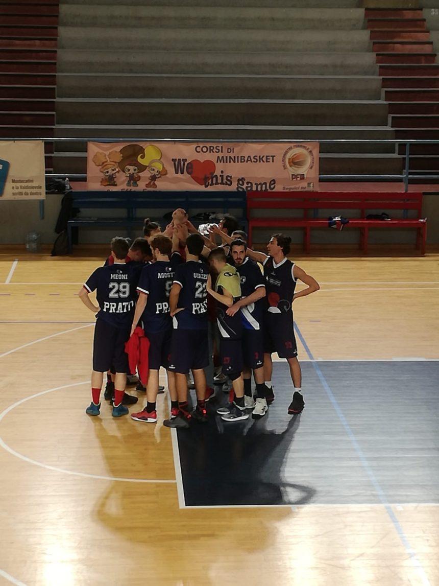 La Promozione Maschile sconfitta a Montecatini