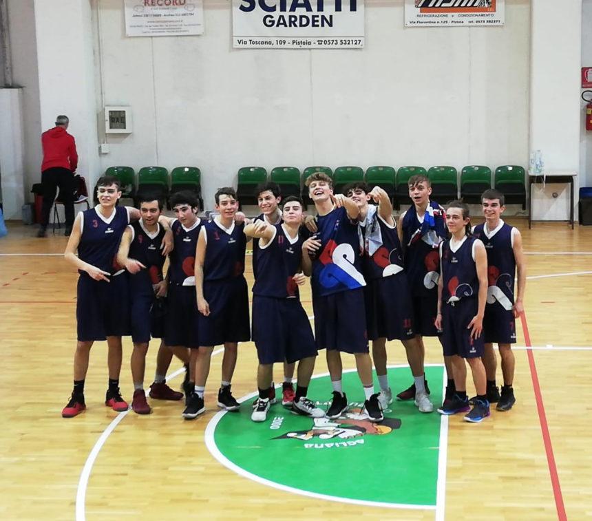Larga vittoria per gli Under 18 Silver a Agliana