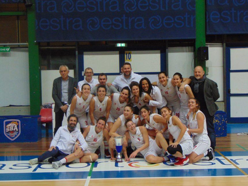 Morello e Cecchi conquistano la Coppa Toscana con P.F.Firenze
