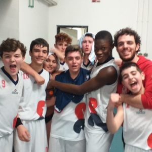 Una vittoria e una sconfitta per gli Under 14 Elite