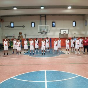 Back to back impegnativo per gli Under 16 Eccellenza