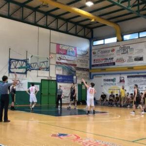 Pesante capitombolo per la serie D contro Calenzano
