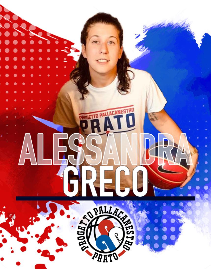 Alessandra Greco entra nello staff PPP