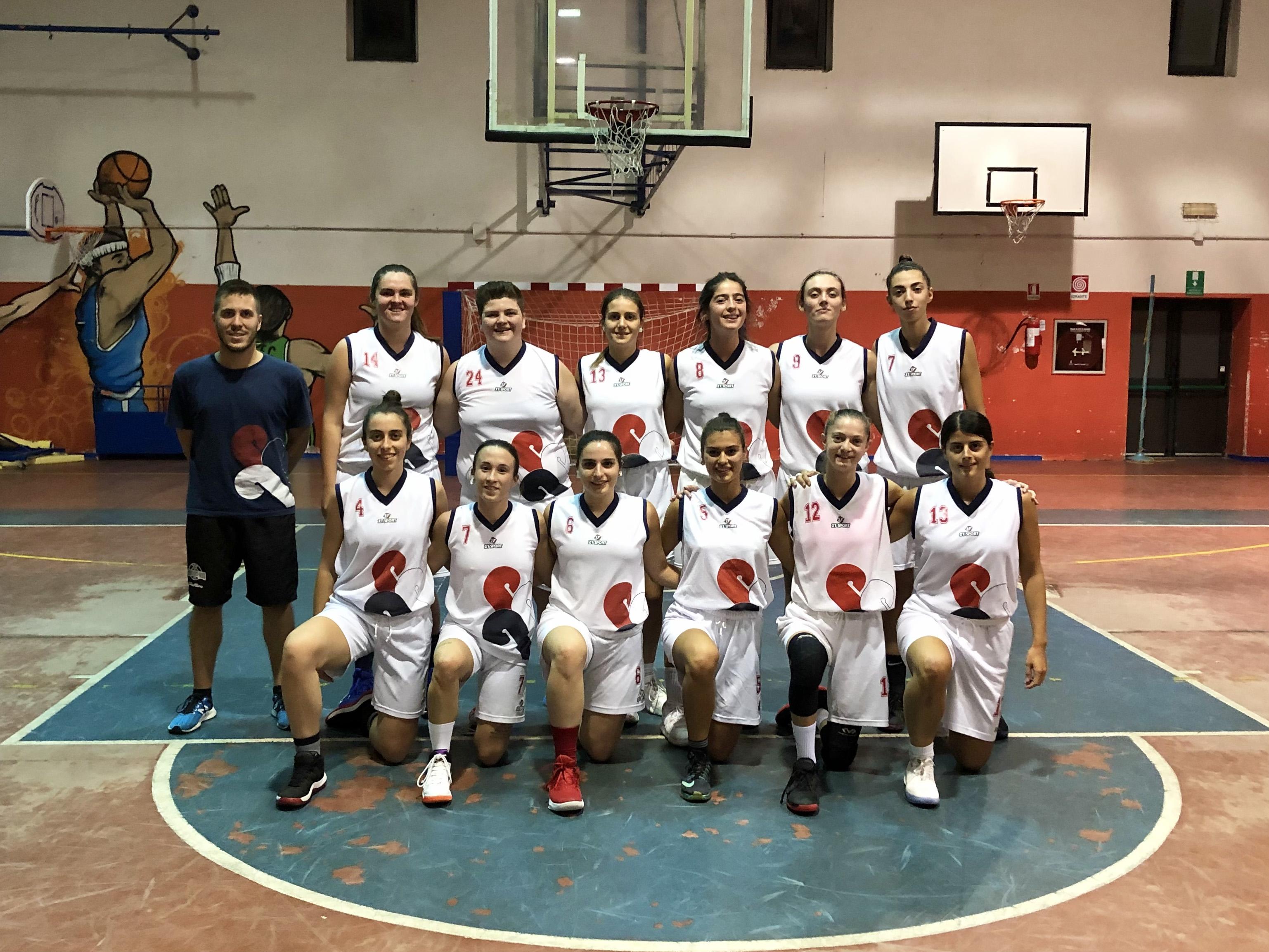 Squadra Serie C Femminile